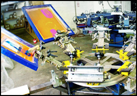 Services: Screen Printing